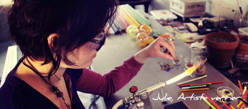 Atelier Création Verre, animation incentive Team Building