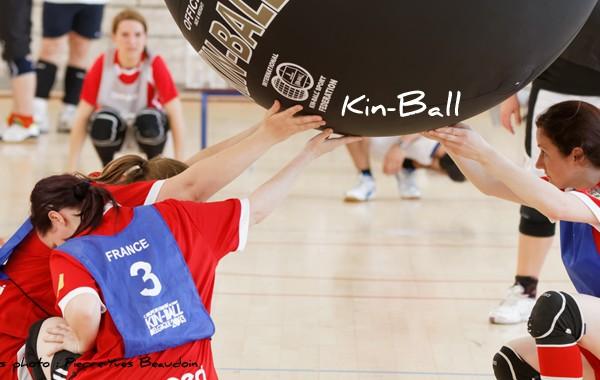 Sport nouveau : Kin-Ball
