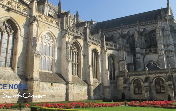 Cathédrale séminaire Saint-Omer
