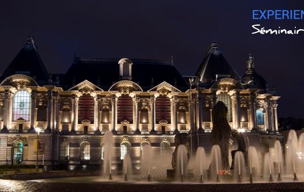 Séminaire à Lille
