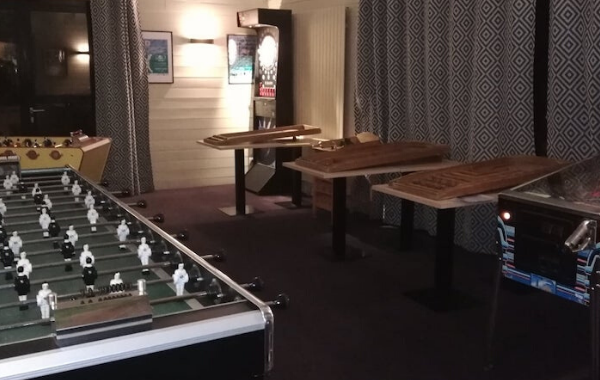 Jeux de café soirée entreprise